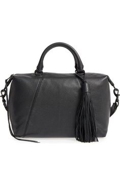Rebecca Minkoff Isobel Leather Satchel available at #Nordstrom