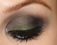 Smokey green-eye!