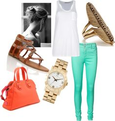 """""""Cute Outfit"""" by shelbydains on Polyvore"""