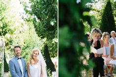 Simple and Romantic Wedding in Luberon | Chateau Val Joanis, Pertuis | Wedding Photographer Provence  Ceremony