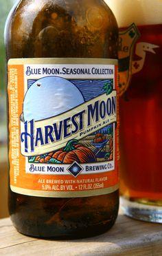 pumpkin ale #blue moon #beer #autumn More