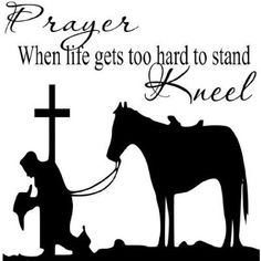 Amazon.com: Prayer When life gets too hard....Religious Wall Quotes Wall sayings bible verse: Home & Kitchen