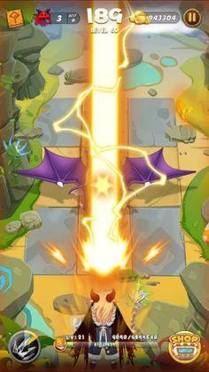 Whack Magic 2: Swipe Tap Smash- 스크린샷