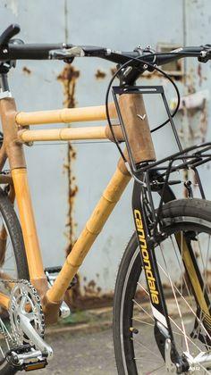 VOOC Bamboo Bike