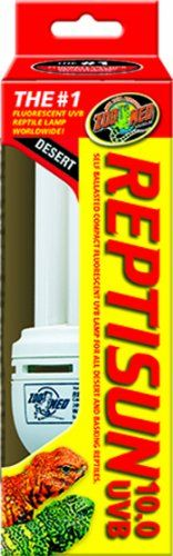 Save $31.14 on Zoo Med ReptiSun® 10.0 Compact Fluorescent Lamp; only $20.10  #ZooMed