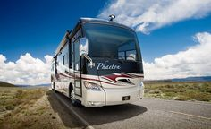 2013 Phaeton by Tiffin Motorhomes    Branndon loves this company. When he worked as an RV salesman he flew to their headquarters and got to tour the factory. Needless to say that if we decide to buy a Class A Motorhome, then he will want it to be a Tiffin Motorhomes.   #rv #motorhome