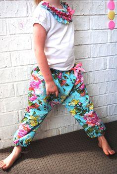 Gorgeous Toddler Harem Pants