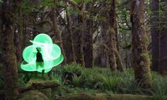 This Guy Uses An LED Hula Hoop To Turn His Travel Photos Into Pure Magic