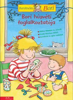 Könyv: Bori húsvéti foglalkoztatója - Barátnőm, Bori