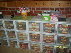 community supply storage