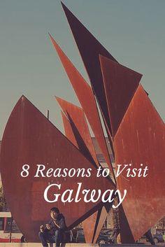 8 Reasons You Have to Visit Beautiful Galway! / http://zuiderhuis.be/west-ierland-het-mooiste-van-galway-bay-8-dagen