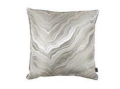 Marbleous Cushion - Khaki | Cushions | Zinc Textile | Modern Fabrics, Unique Contemporary Designer Fabrics