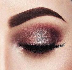 Natural Glam Makeup #organicmakeup