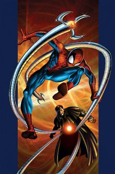 Spiderman & Ultimate Doctor Octopus