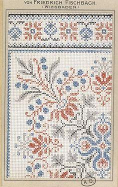 Gallery.ru / Фото #121 - старинные ковры и схемы для вышивки - SvetlanN