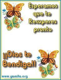 Bildergebnis für que dios te sane Condolences Quotes, Spanish Greetings, Get Well Wishes, Happy Thanksgiving Day, Get Well Soon, Morning Greeting, Mickey Minnie Mouse, Amazing Grace, Emoticon