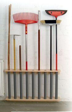 Diy Garden Tool Storage Solutions
