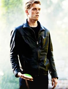 Luke was cool...and then he went evil. He was still cool...but I had to dislike him out of duty to Percy and Annabeth.
