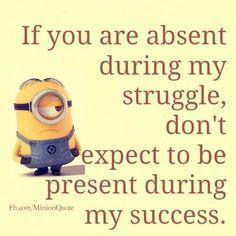 My struggle...My success.
