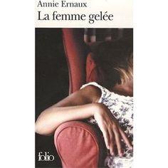 La Femme gelée: Amazon.fr: Annie Ernaux: Livres