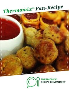Recipe Chicken bites by Angela aka Thermaddicted, learn to make this recipe easily in your kitchen machine and discover other Thermomix recipes in Starters. Chicken Bites, Sweet Chili, Curry Paste, Recipe Community, Food N, Appetisers, Main Meals, Starters, Thermomix