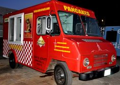 Babycakes food truck (pancakes) Food Truck Mobile Catering Chicago, IL