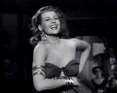 Rita Hayworth, in ''Affair In Trinidad'' , Columbia - 1952