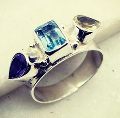 #tgif #gmy #instafood #saturday #sunglasses #birthdaygift #LayeringRing #ring #silver #gemstone #semiprecious #color #multi #handmade #gemstone #jewellery #riyogems #jualbajubangkok #gamis #jewelrygram
