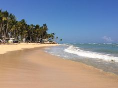 Beautiful beach at Breathless Punta Cana! Photo Credit: Felicia Rupp | Unlimited Vacation Club