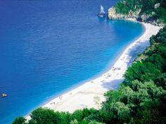Agioi Saranta Beach! Pelion, Greece