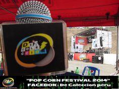 POP CORN FESTIVAL DE COLECCION VEA EL VIDEO AQUI https://www.youtube.com/watch?v=vCNRM4rrPHQ