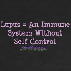 What can happen once the immune system gets a kick start....it goes haywire.