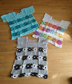 Macrame, Knitting, Blouse, Crochet, Tops, Women, Fashion, Breien, Moda