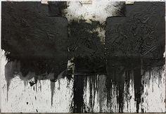 Hermann Nitsch, Schüttbild, 2010, Acrylic/canvas, 78.7 x 118.1 inches.
