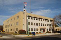Cerro Gordo County Courthouse Mason City Iowa