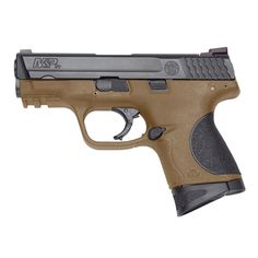 Smith & Wesson M&P®9c Flat Dark Earth Finish 12+1 round capacity The price is $569.00 MSRP
