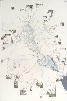 subjective cartography by Mira Rojanasakul, via Behance