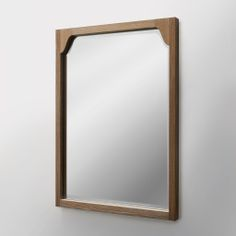 Restoration hardware dillon traditional pivot mirror for Mirror 84 x 36