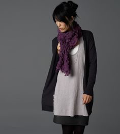 Eileen Fisher, styled by Allegra Colletti http://allegracolletti.com/