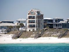 VRBO.com #375558 - Five Star - Private, Upscale Beach Front Home! Rosemary Beach!