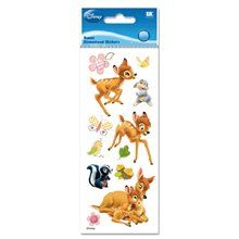 A Touch Of Jolees DisneyR Dimensional Stickers  Bambi * Read more reviews of the product by visiting the link on the image-affiliate link. #DisneyScrapbooking