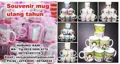 Jual Mug Souvenir   Souvenir Birthday   Mug Sablon
