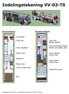 Diy Camper Trailer, Bus Camper, Large Homes, Mini Homes, School Bus Tiny House, Teardrop Camper Plans, Rv Floor Plans, Airstream Camping, Luxury Motorhomes