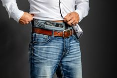 The Phantom 360 is great for men who have a flatter stomach and want an appendix carry option. This 360 degree holster wraps around the hips with 4 holstering options. Concealed Carry Women, Concealed Carry Holsters, Flatter Stomach, Everyday Carry, Carry On, Snug, Edc, Tactical Guns, Wraps
