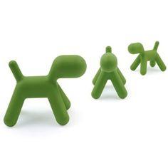 Magis Puppy Kids Chair by Eero Aarnio