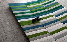 tArchitectural Materials // the perfect place to dream | Kvadrat