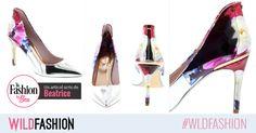 Toamna aceasta se poarta straluciri metalice... Acestia sunt pantofii pe care ii visai! 💞 Louboutin Pumps, Christian Louboutin, Ted Baker, Floral, Shoes, Fashion, Elegant, Moda, Zapatos