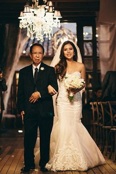 An Intimate Wedding In Los Angeles California Father Of The Brideintimate