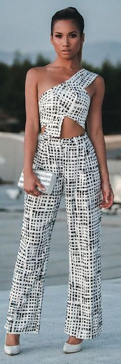 Saboskirt / jumpsuit @roressclothes closet ideas #women fashion outfit #clothing style apparel