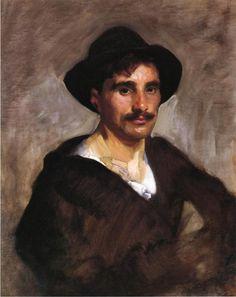 John Singer Sargent- Gondolier